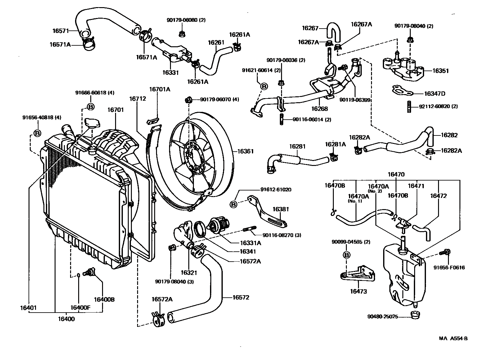 EG_8078] Toyota Pickup 22Re Cooling System Diagrams On 91 Toyota Pickup  Engine Schematic WiringPhot Xaem Mill Rmine Botse Lectr Attr Tron Kapemie Mohammedshrine Librar  Wiring 101