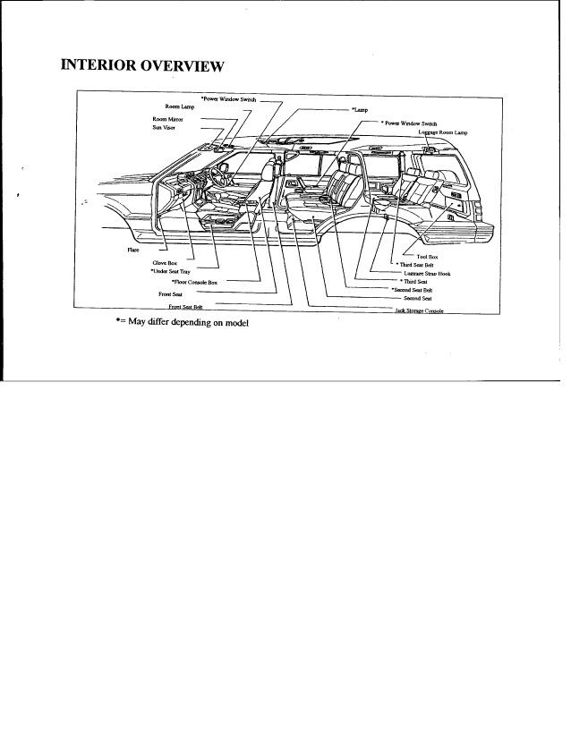 Xb 3770 1994 Mitsubishi Montero Computer Data Lines Schematic Diagram Schematic Wiring