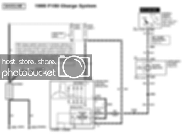 Magnificent Ford Van Alternator Wiring Wiring Diagram Wiring Cloud Ittabisraaidewilluminateatxorg