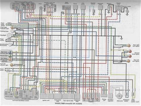 fy3613 virago 535 wiring schematic free download wiring