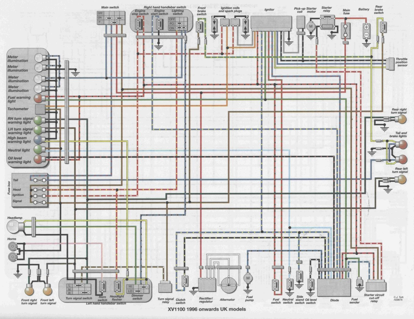 1993 yamaha xv535 wiring schematic - wiring diagram schematic deep-make-a -  deep-make-a.aliceviola.it  aliceviola.it