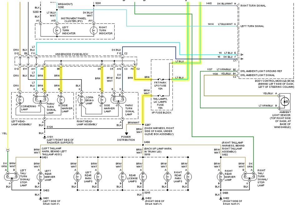 Strange Buick Regal Tail Lights Diagram Buick Forums Wiring Cloud Licukosporaidewilluminateatxorg