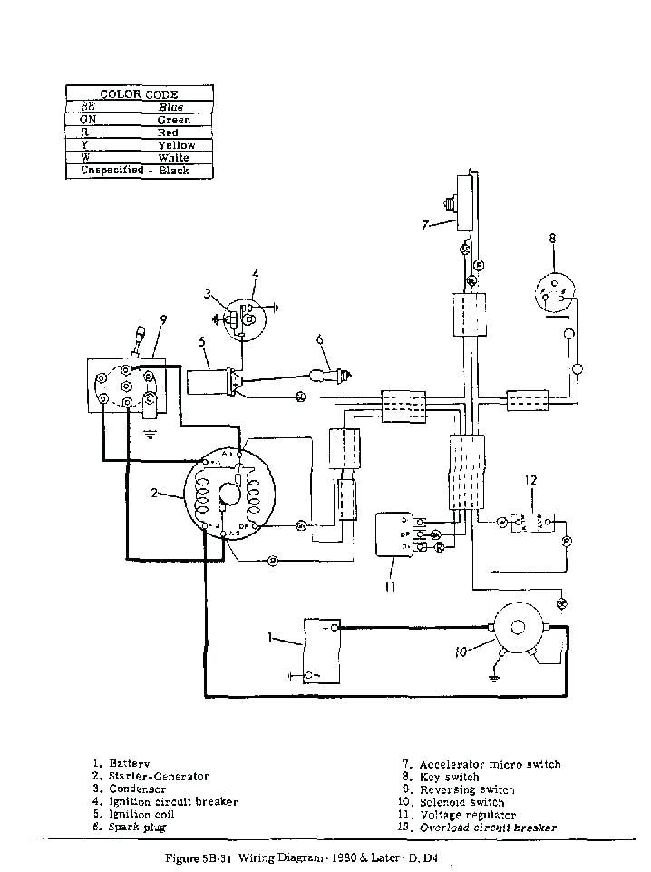 Wiring Diagram Melex Golf Cart