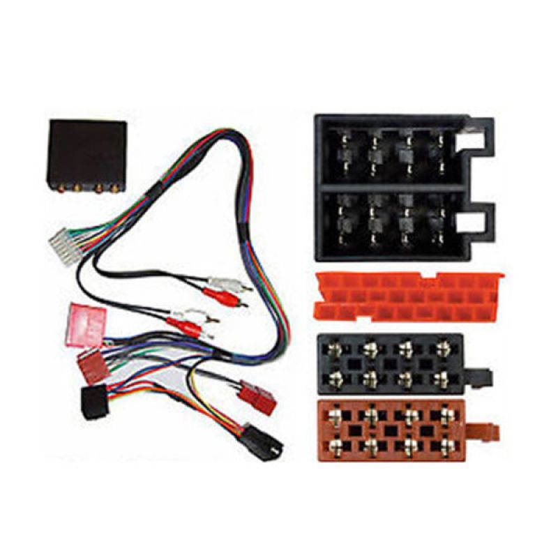 Prime Autoleads Stereo Wiring Harness With Amp For Audi Pc9 408 Wiring Cloud Rdonaheevemohammedshrineorg