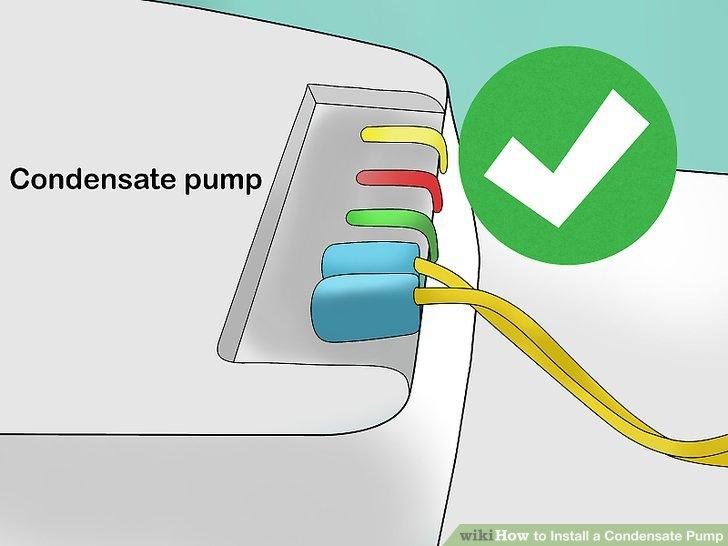 Boiler Condensate Pump Wiring Diagram