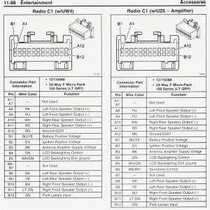 2006 Chevrolet Wiring Diagrams