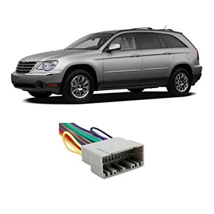 2004 Chrysler Pacifica Car Radio Wiring Diagram - Wiring ...