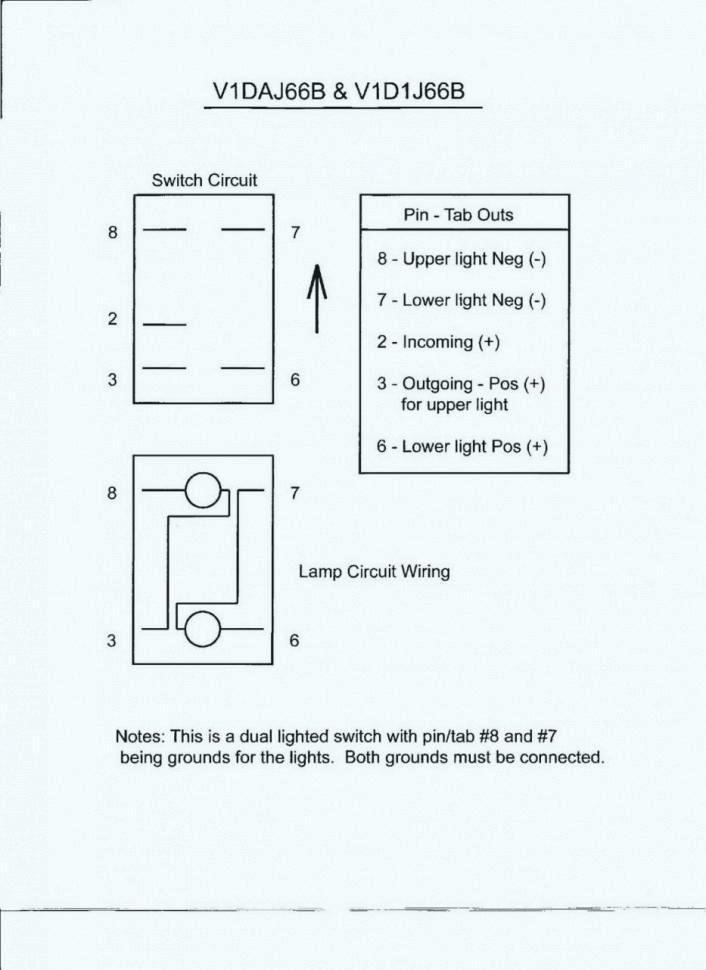 ky9740 lighted rocker switch wiring diagram wiring diagram