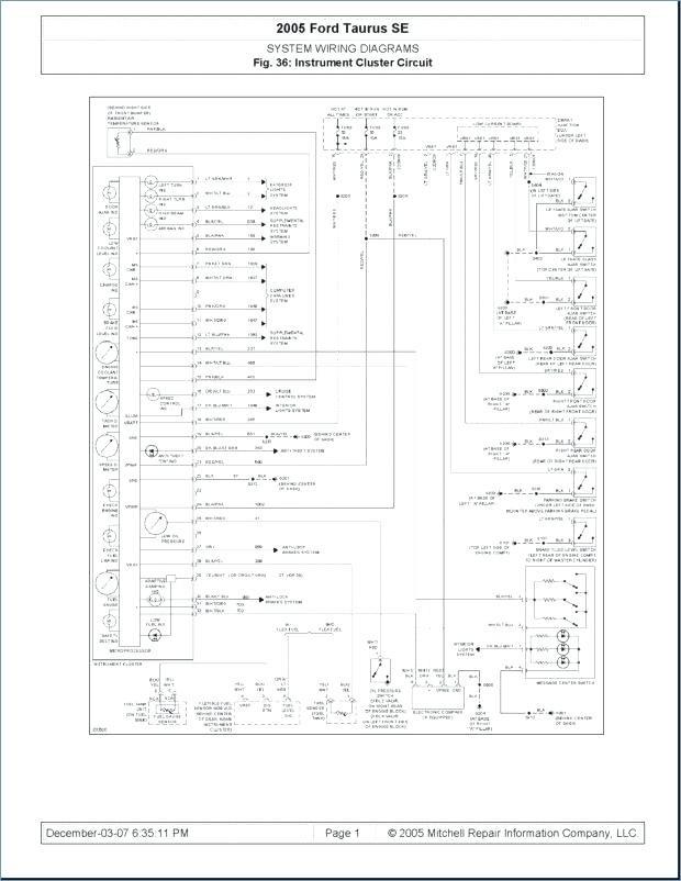 diagram 2005 ford focus fuse diagram wz 8553  2005 taurus fuse diagram wiring diagram  taurus fuse diagram wiring diagram