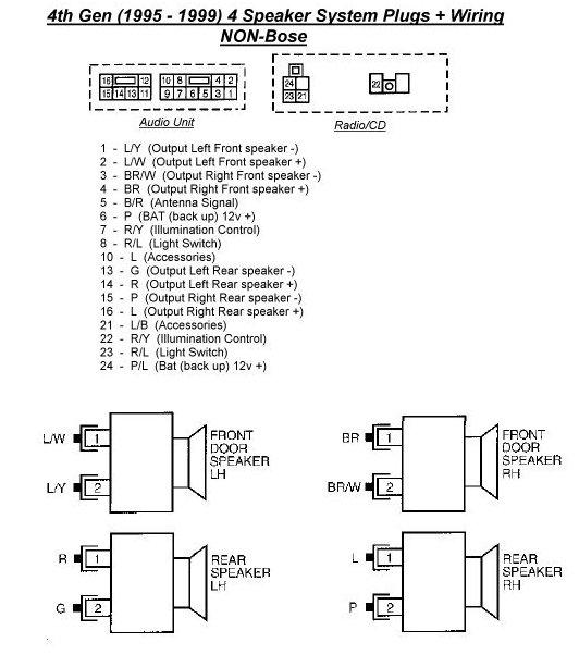 2003 nissan maxima speaker diagram wiring schematic tb 6311  2002 nissan sentra gxe wiring diagram free diagram  nissan sentra gxe wiring diagram