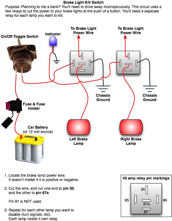 DT_2320] How To Wire Turn Signals And Brake Lights Free DiagramUnho Xtern Knie Umng Batt Reda Exmet Mohammedshrine Librar Wiring 101