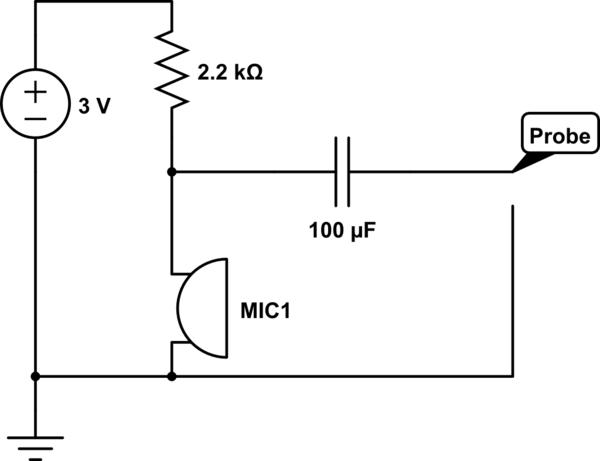 Swell Audio Wiring An Electret Condenser Microphone Electrical Wiring Cloud Vieworaidewilluminateatxorg