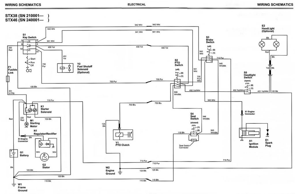 belt diagram d110 stx 38 wiring diagram color wiring diagram data  stx 38 wiring diagram color wiring