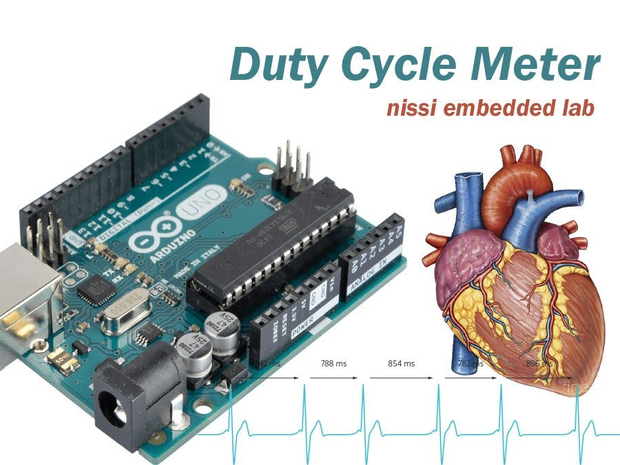 Cool Duty Cycle Calculator And Frequency Meter Arduino Project Hub Wiring Cloud Loplapiotaidewilluminateatxorg