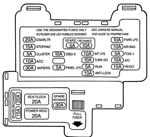 Tremendous 98 Toyota Tercel Fuse Box Diagram General Wiring Diagram Data Wiring Cloud Hisonepsysticxongrecoveryedborg