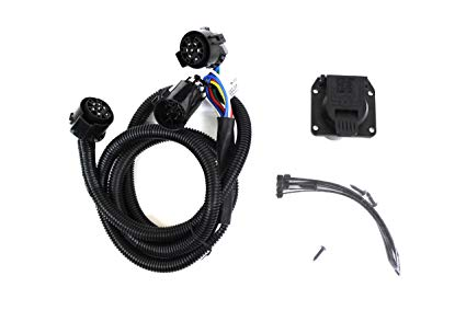 Awesome Amazon Com Genuine Dodge Ram Accessories 82212195Ab Trailer Tow Wiring Cloud Hisonepsysticxongrecoveryedborg