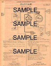 Groovy Repair Manuals Literature For 1938 Packard Model 1600 For Sale Ebay Wiring Cloud Inklaidewilluminateatxorg