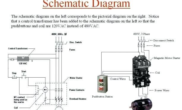 480v Three Phase Wiring Diagram