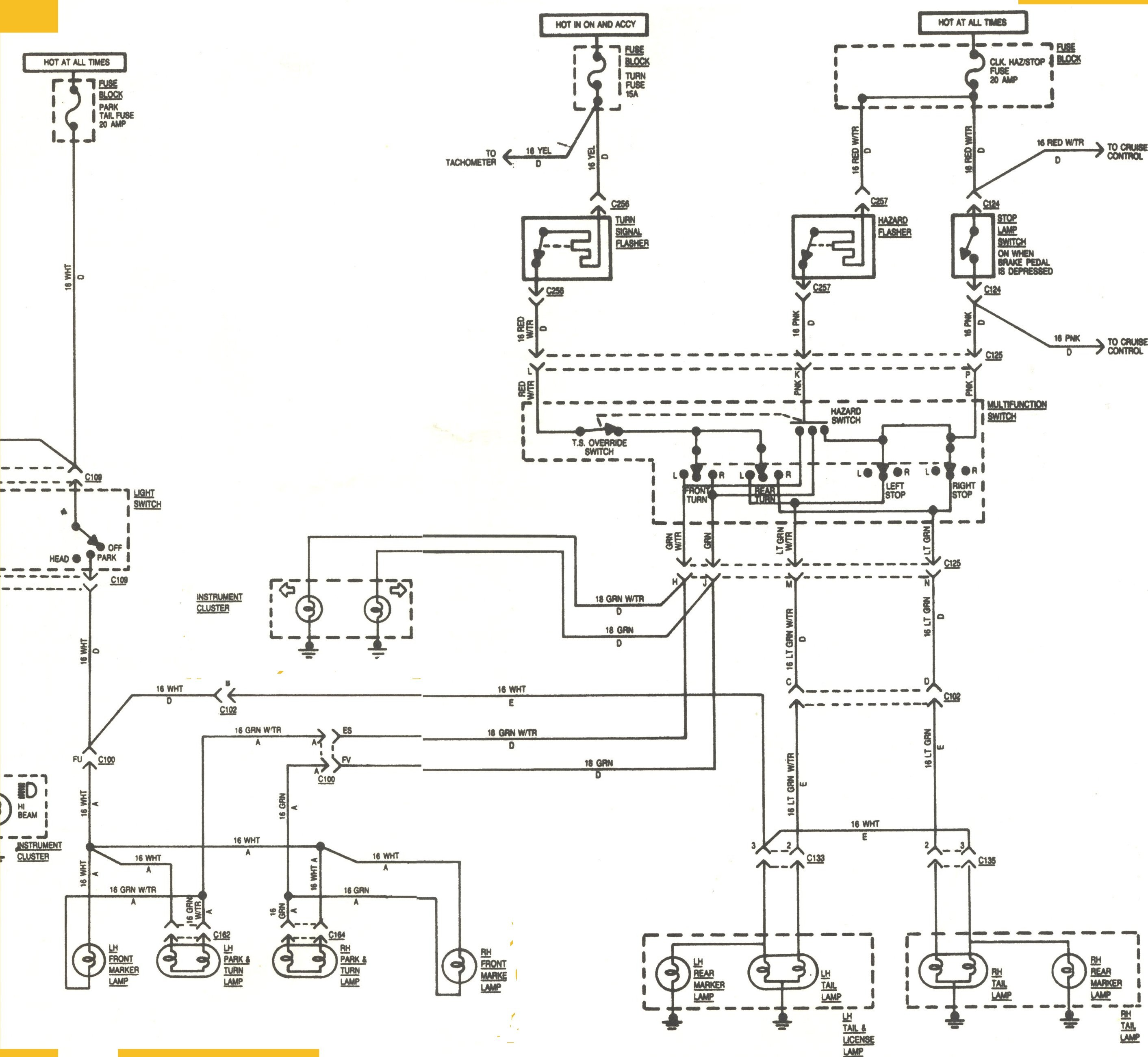 2004 Jeep Liberty Turn Signal Wiring Diagram