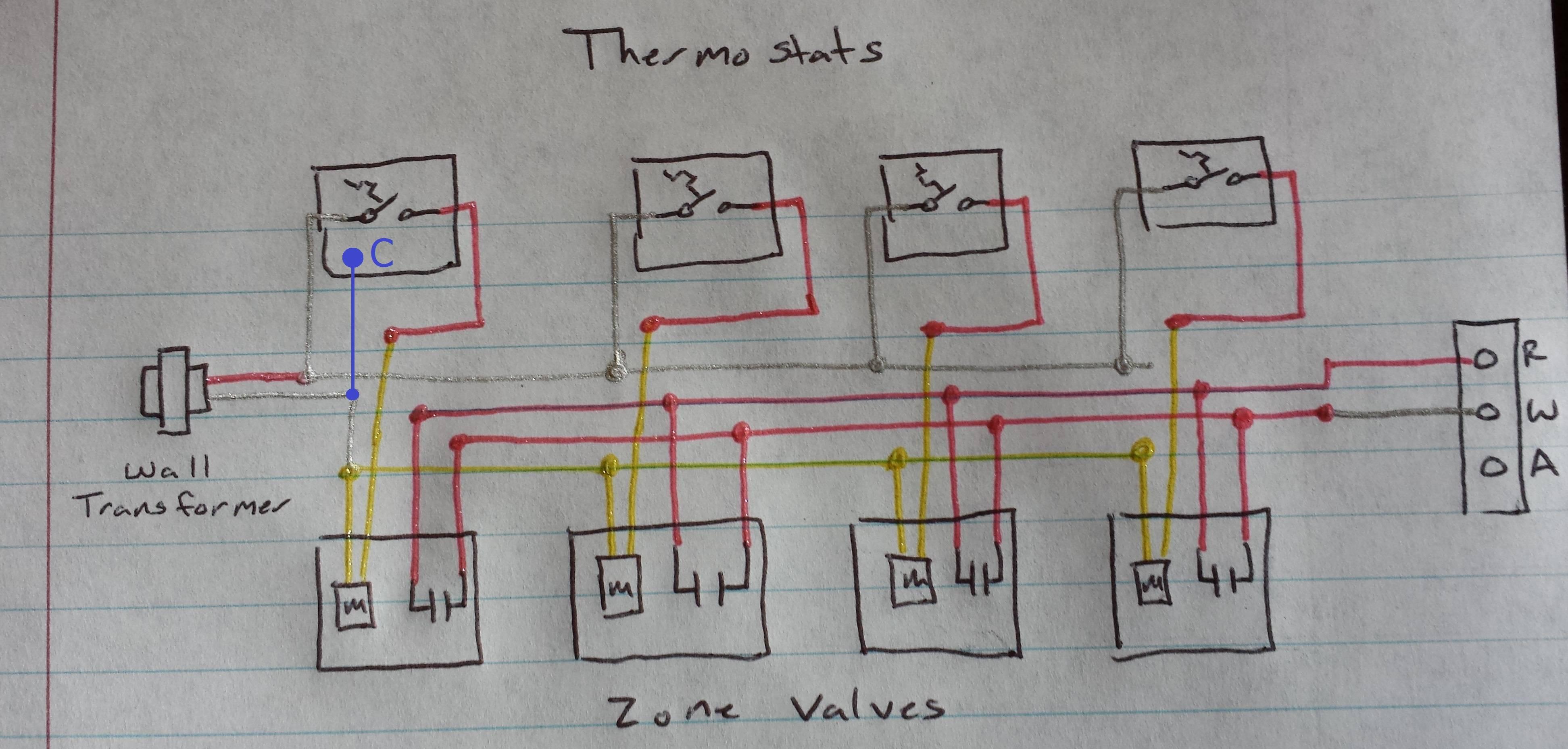 Peachy Low Voltage Thermostat Wiring Diagram Wiring Diagram Tutorial Wiring Cloud Hisonepsysticxongrecoveryedborg