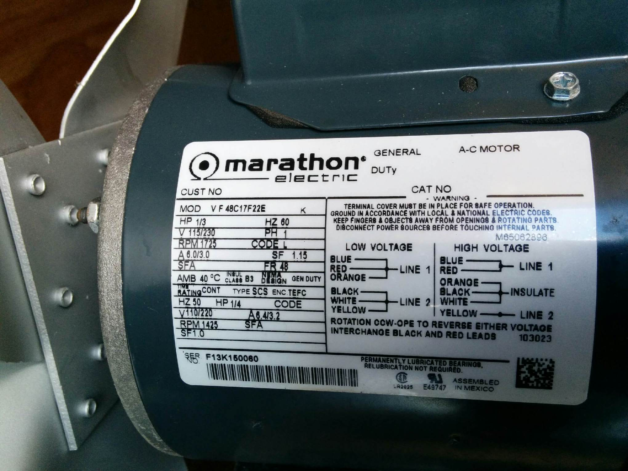 emerson electric motors wiring diagrams 3 phases em 1395  marathon electric 34 hp motor wiring diagram download diagram  electric 34 hp motor wiring diagram