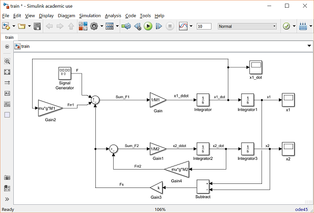 Astonishing Control Tutorials For Matlab And Simulink Introduction Simulink Wiring Cloud Monangrecoveryedborg
