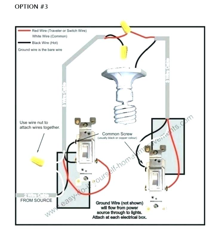 wiring diagram for 3 way switch 6 lights  wiring diagram