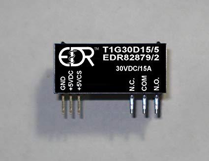 Ee 8141 Spdt Solid State Relay 12v