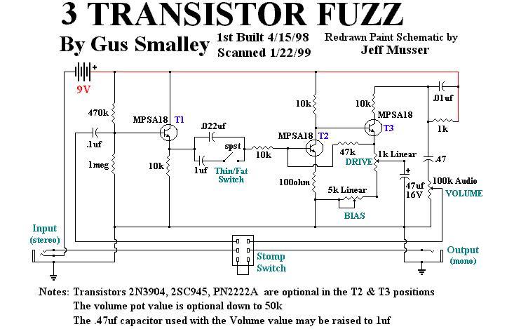 Pleasing Fuzz Pedal Schematic Basic Electronics Wiring Diagram Wiring Cloud Licukosporaidewilluminateatxorg
