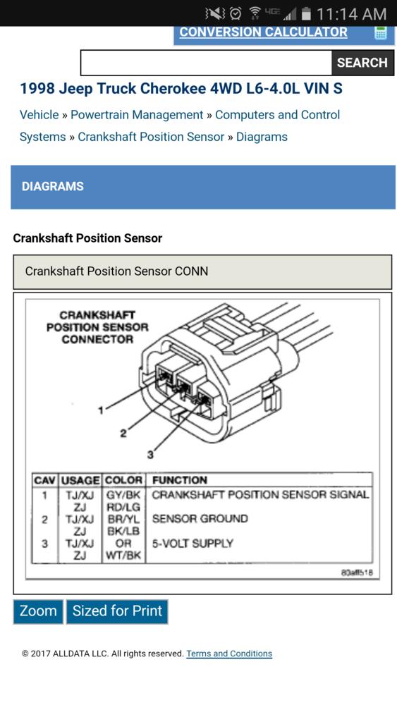Cam Position Sensor Wiring Diagrams 1995 Corvette Wiring Diagram 7ways Ikikik Jeanjaures37 Fr