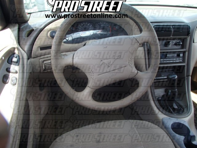 Amazing 1999 Ford Mustang Stereo Wiring Wiring Diagram Data Schema Wiring Cloud Waroletkolfr09Org