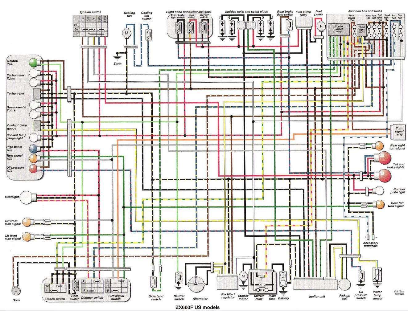 03 Yamaha R1 Wiring Harness Wiring Diagram Report1 Report1 Maceratadoc It