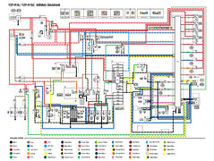 XN_8659] 03 Yamaha R1 Wiring Diagram Download DiagramMeric Eumqu Capem Mohammedshrine Librar Wiring 101