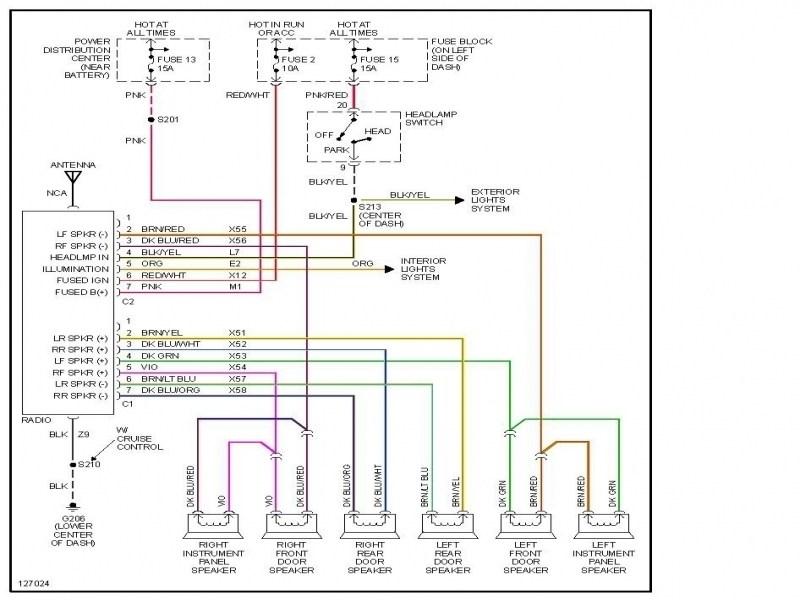 1991 toyota camry radio wiring diagram  emg 81 85 pickups