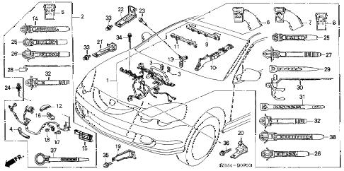 Acura Rsx Engine Diagram Toyota Tundra Trailer Wiring Connectors Begeboy Wiring Diagram Source