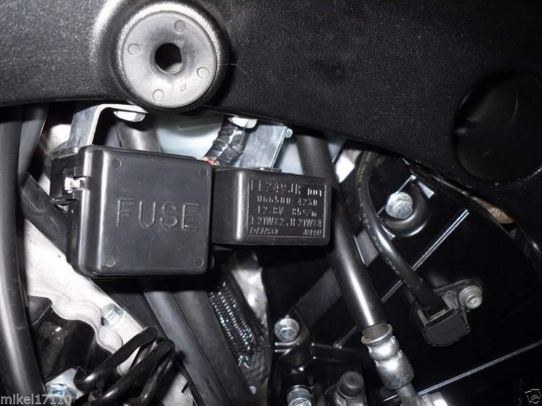Vm 7917  Fuse Box Location Suzuki Gsxr Motorcycle