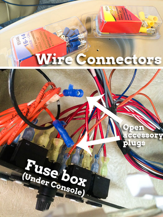 Crest Pontoon Fuse Box Complete Wiring Diagram