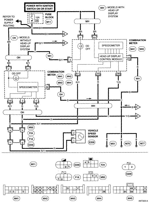 2006 Nissan Altima Headlight Wiring Diagram