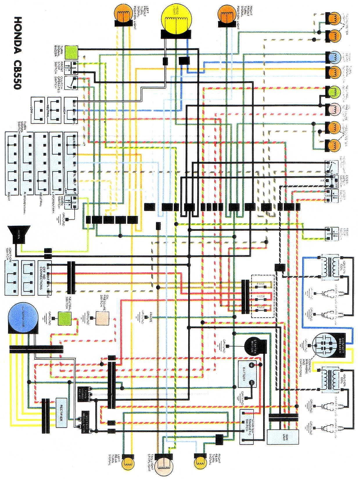 KN_2760] Honda Cb450 Wiring Diagram Download DiagramDylit Lexor Rect Mohammedshrine Librar Wiring 101