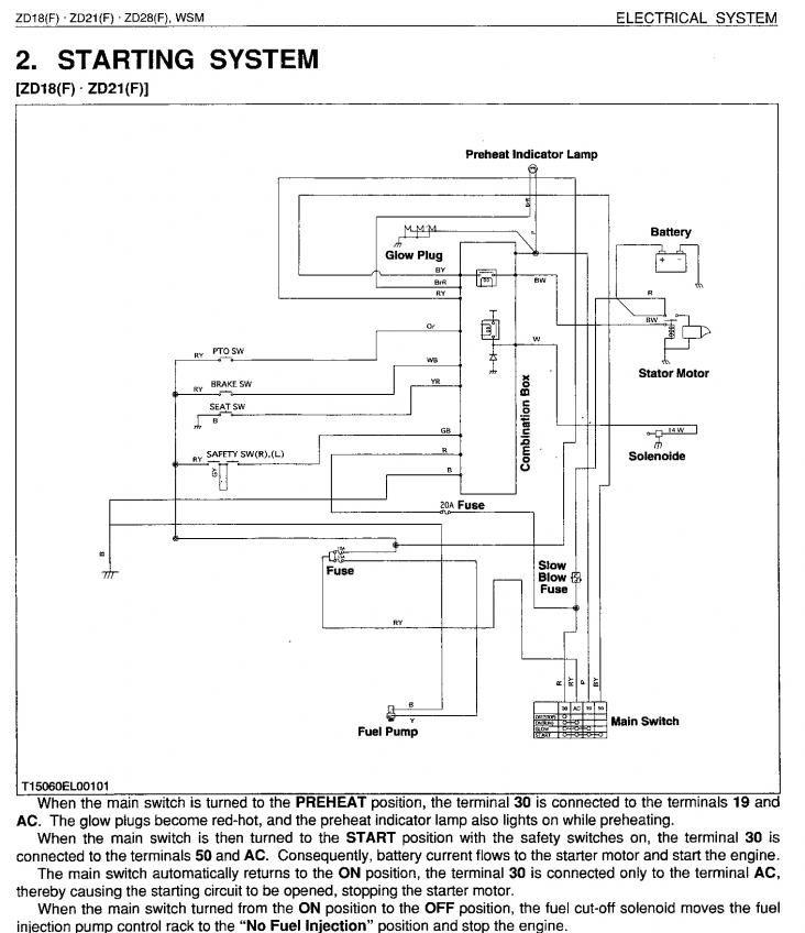 Excellent Kubota Wiring Schematics Basic Electronics Wiring Diagram Wiring Cloud Lukepaidewilluminateatxorg