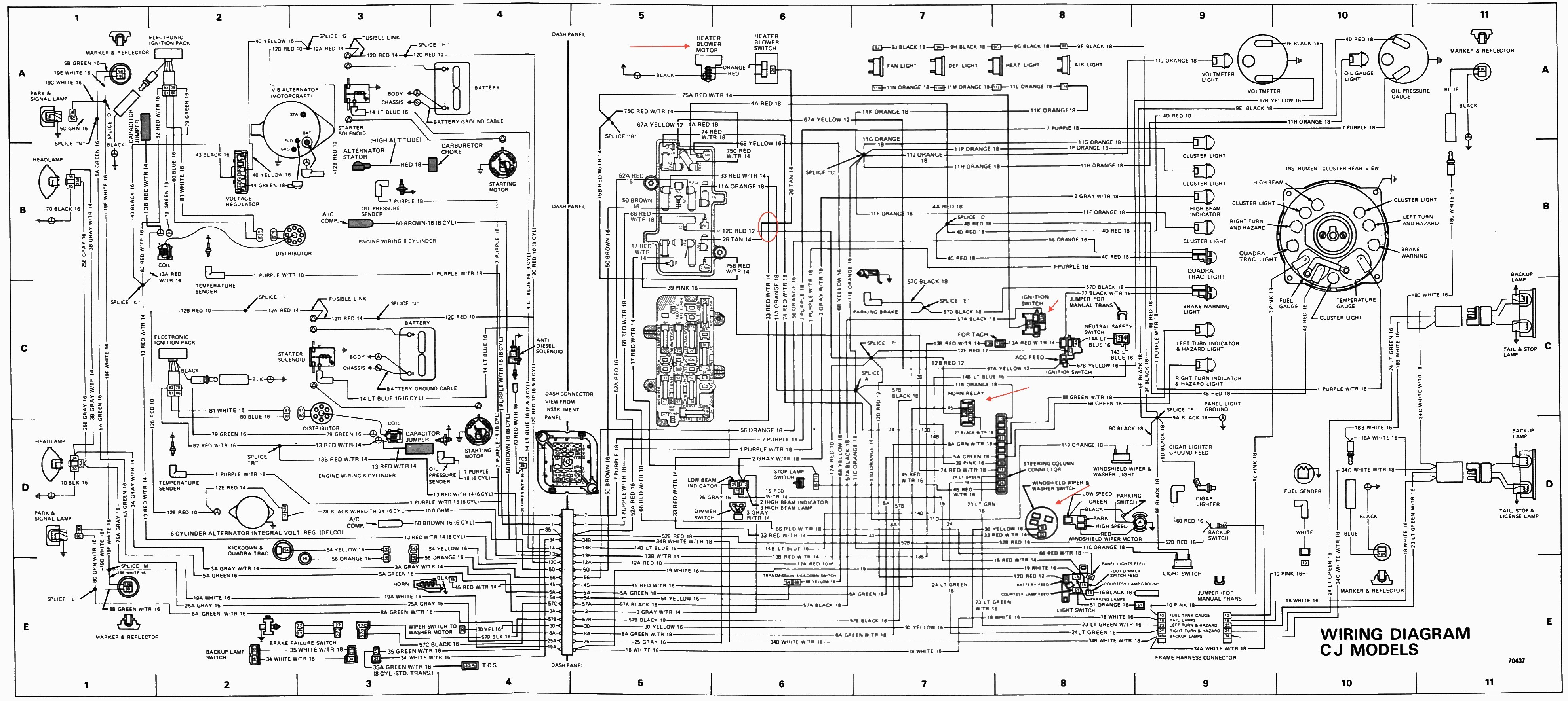 Pictures Jeep Cj7 Ignition Wiring - F150 2002 5 4l Engine Diagram for Wiring  Diagram Schematics | 1980 Jeep Cj7 Ignition Wiring Diagram |  | Wiring Diagram Schematics