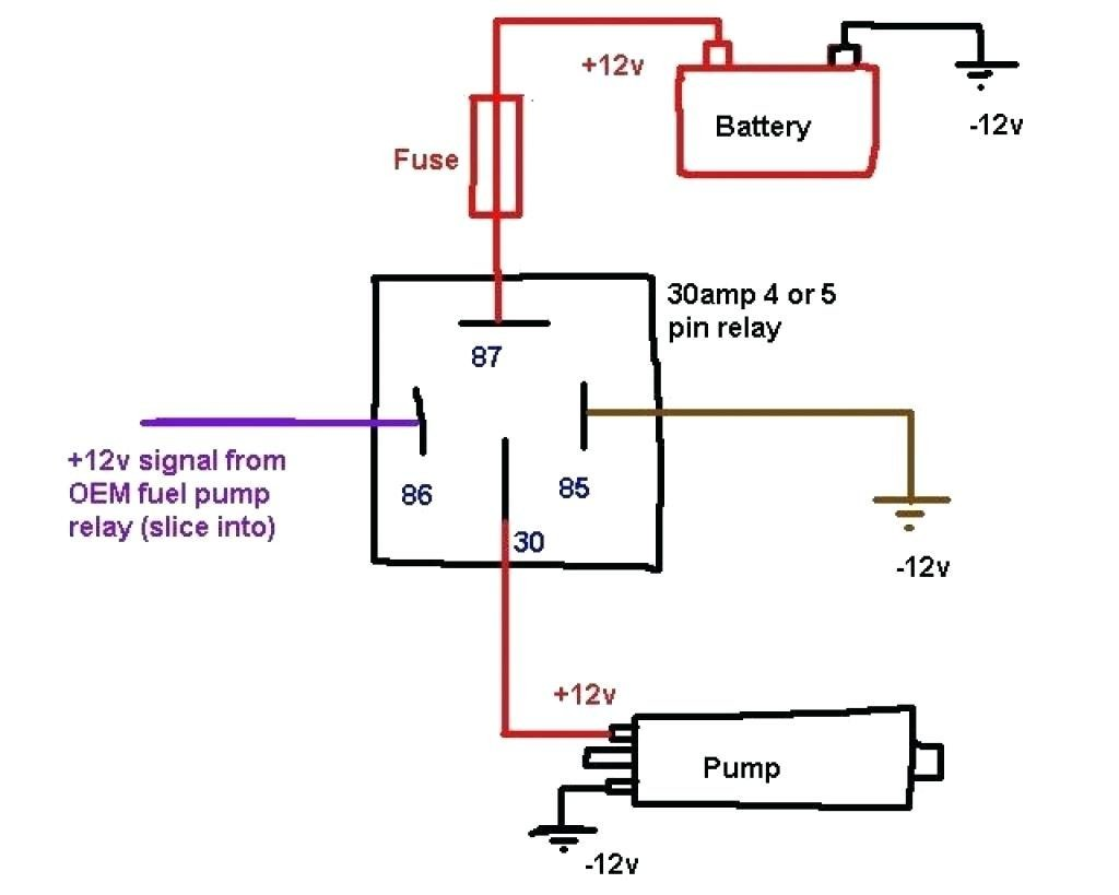 Bl 8067  Bosch Relay Wiring Diagram On 30 Amp Safety