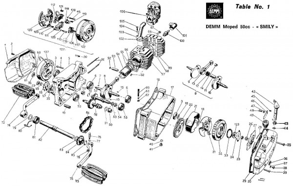 49cc 2 Stroke Scooter Engine Diagram Fuse Box For 2006 Chrysler Town And Country Begeboy Wiring Diagram Source
