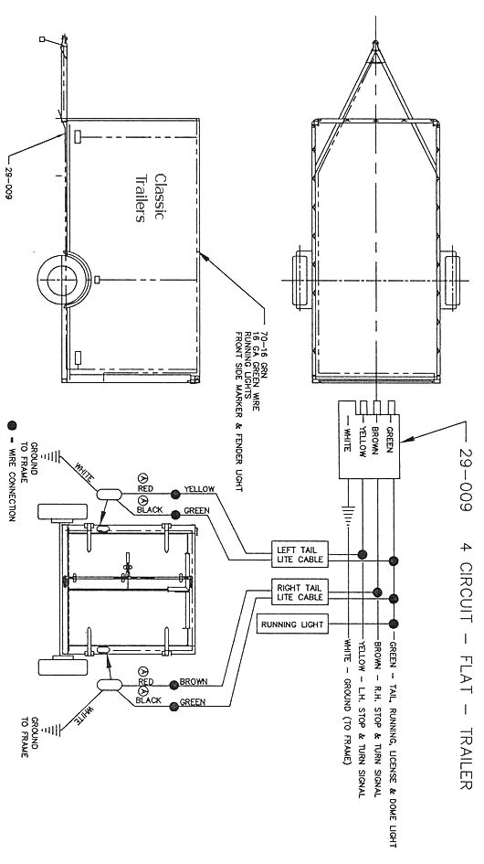My 0286 Trailer Wiring Diagram Trailer Wiring Diagram In