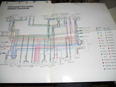 1989 Fzr 1000 Wiring Diagram On Off Auto Wiring Diagram For Wiring Diagram Schematics