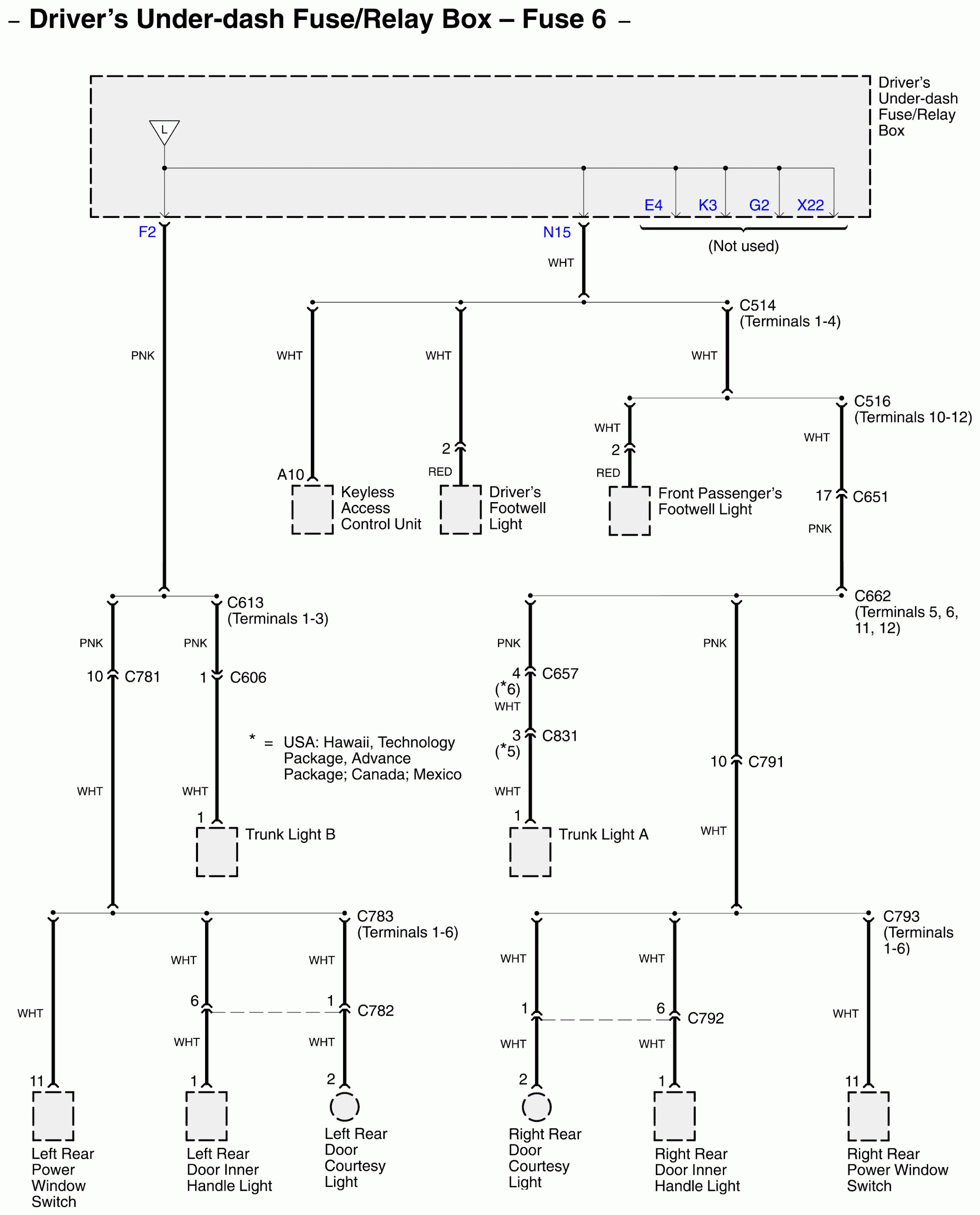 2003 Suzuki Xl7 Radio Wiring Diagram