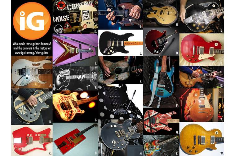 Admirable Whose Guitar A History Of The Most Famous Guitars Guitarists Wiring Cloud Inklaidewilluminateatxorg