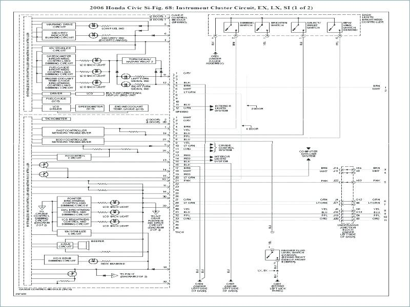 Diagram  2006 Honda Ridgeline Trailer Wiring Diagram Full