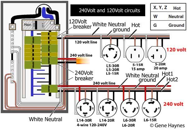 Enjoyable 120 240 Volt Motor Wiring Diagram Basic Electronics Wiring Diagram Wiring Cloud Vieworaidewilluminateatxorg