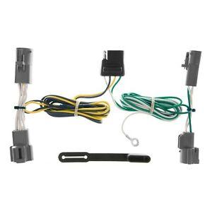 Groovy Trailer Connector Kit Custom Wiring Harness Fits 89 91 Ford Bronco Wiring Cloud Faunaidewilluminateatxorg